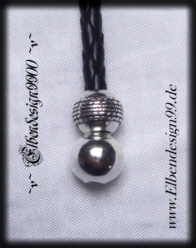 beard bead set ~Fleur de Lys~ 3 pieces