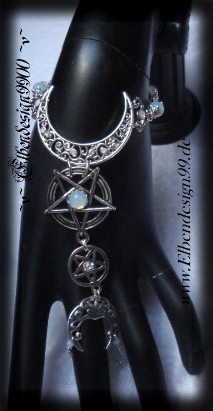 Handschmuck ~Celtic Goddess~