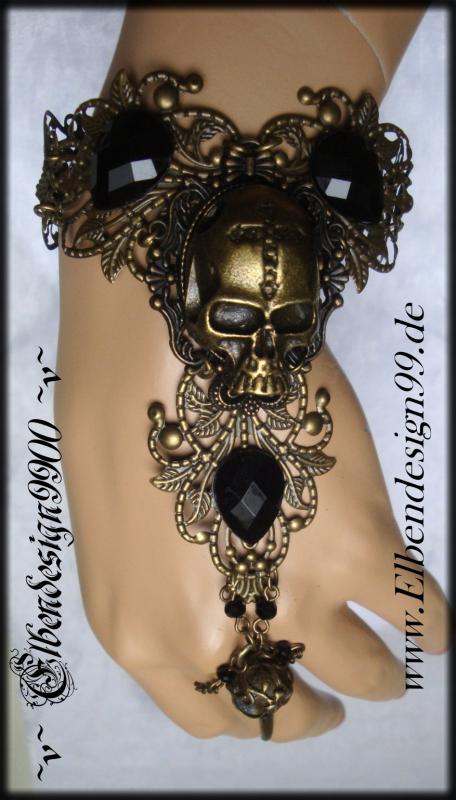 Handschmuck ~Skull~