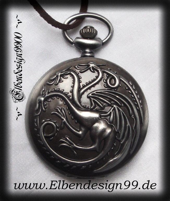 Taschenuhr ~Mother of Dragon~
