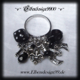 Ring ~Dark Flower~