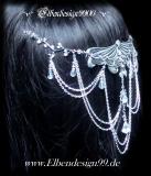 Haarschmuck ~Crystal Moth~