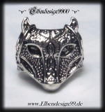 Ring ~Celtic Fox~
