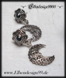ear jewelry ~Half Moon~