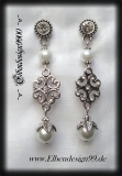 ear jewelry ~pearl~