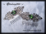 hair combs ~Arwen~