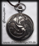 pocket watch ~Mother of Dragon~