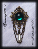 brooch pin ~Victoria I~
